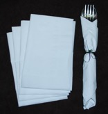 Dinner Napkins - white